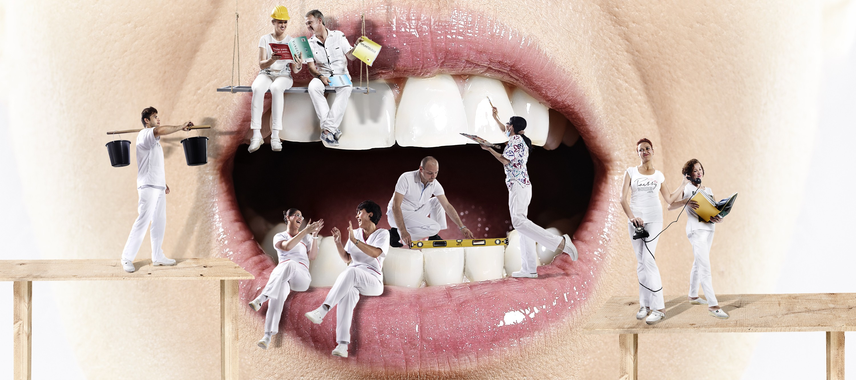 Cuidado de la salud dental clinica carla moreno