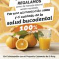 Dia de la naranja en Valencia
